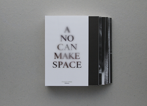 A No Can Make Space © Gerard Leysen - Afreux